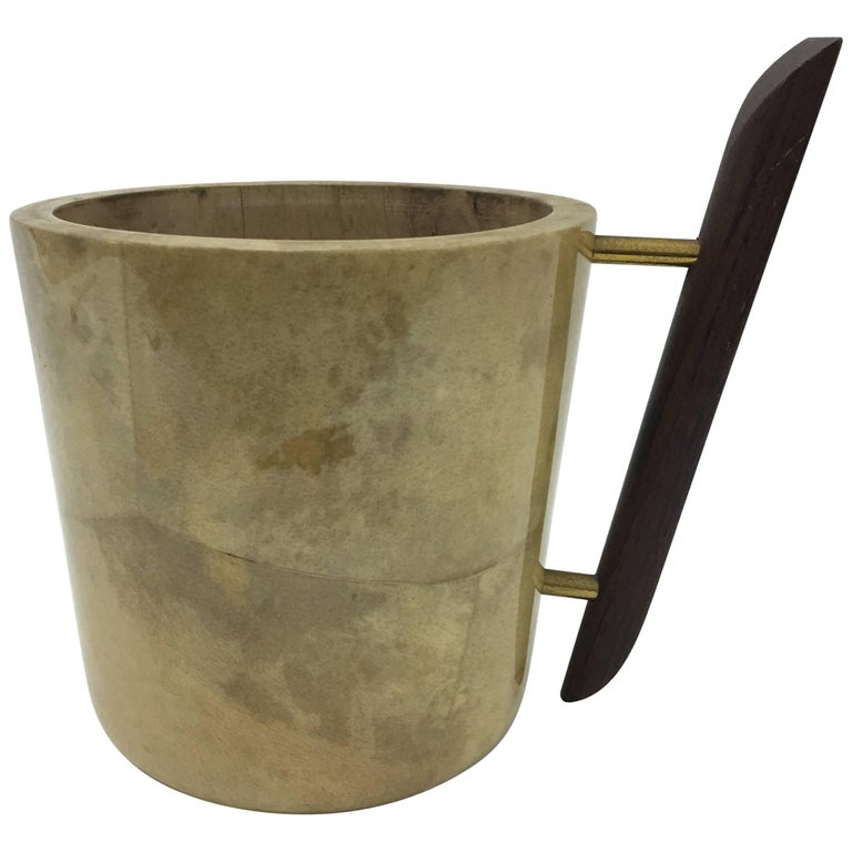 Mid-Century Modern Pitcher by Aldo Tura for Macabo, circa 1960