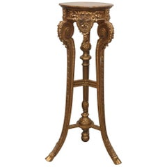 Hollywood Regency Style Pedestal