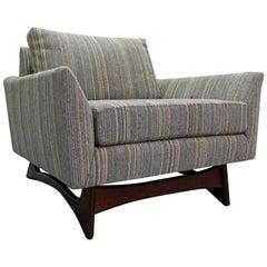 Mid-Century Modern Adrian Pearsall for Craft Associates Club Chair 2406