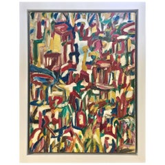 Clare Nassbaum Painting