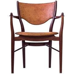 BO-72 arm chair by Finn Juhl, Denmark, 1950s