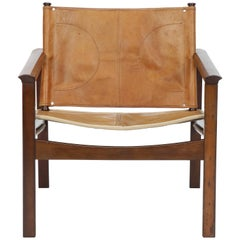 "Michel Arnoult ""PegLev"" Lounge Chair Brazil, 1960s"