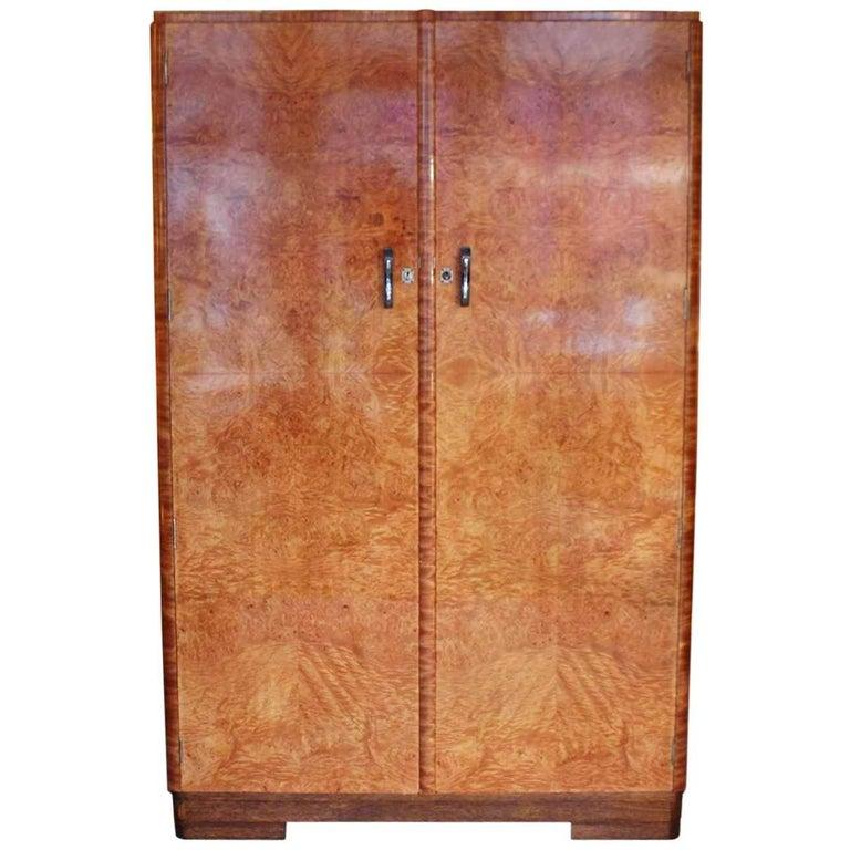 CWS Works Art Deco Wardrobe
