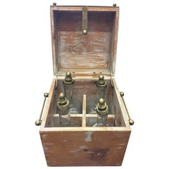 Elegant and Rare Maitland-Smith Spirits Box
