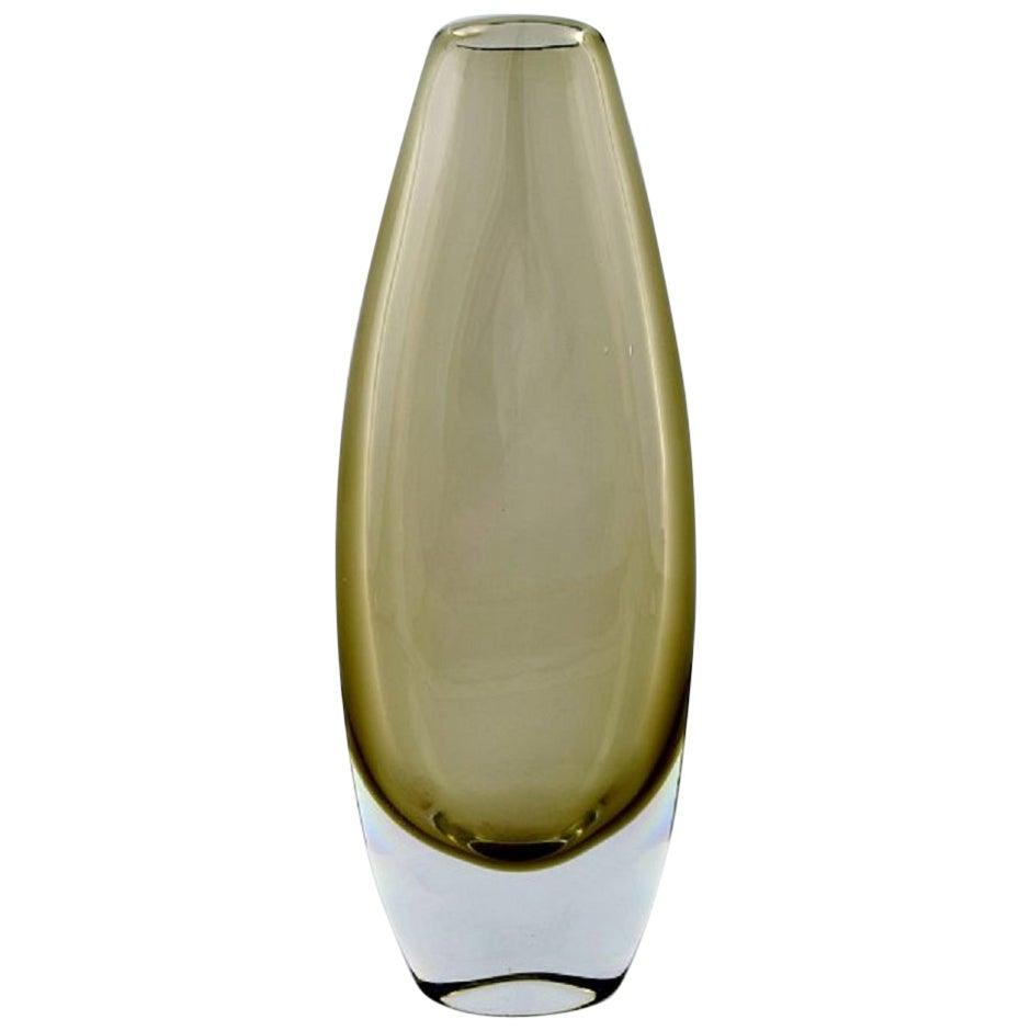 Bengt Edenfalk for Skruf, Swedish Art Glass, 1980s