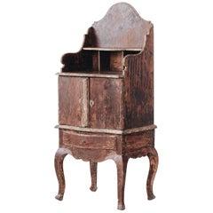 18th Century Rococo Cabinet