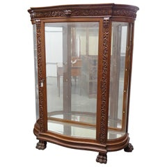 Horner Style China/Display Cabinet