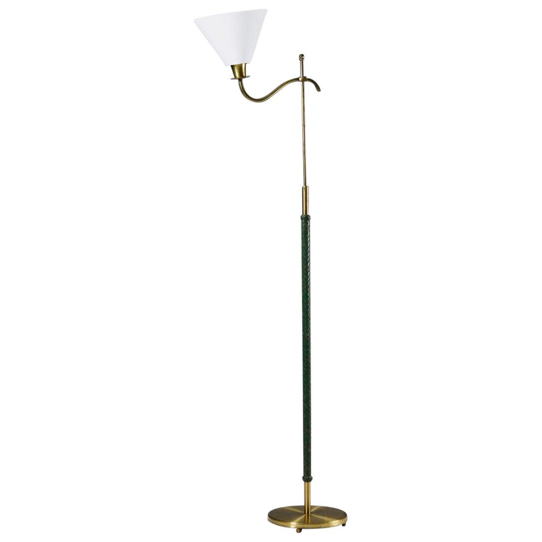 Floor Lamp, Anonymous, Sweden, 1950s