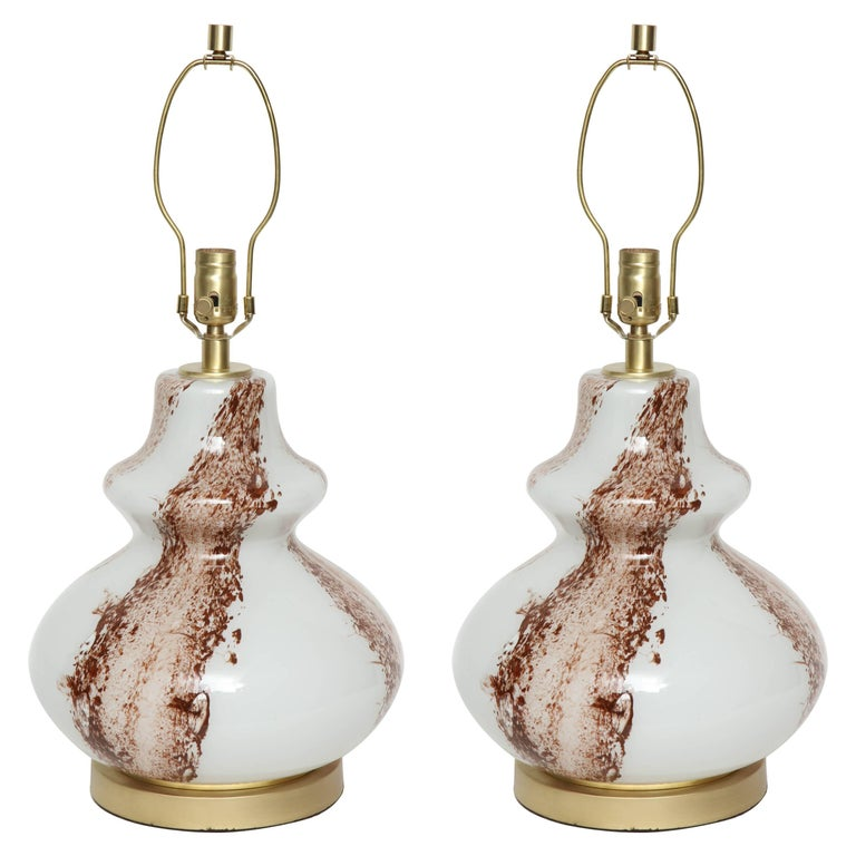 Michael Bang/Holmegaard Glass Lamps