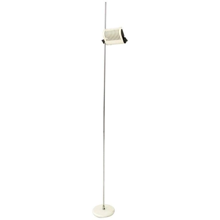Adjustable Floor Lamp Model 626 by Joe Colombo for O-Luce, 1960s