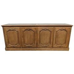 Baker Furniture Country French Style Sideboard Buffet Server