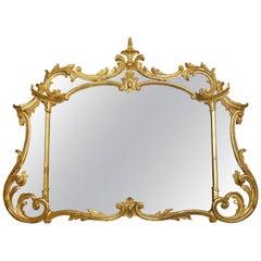 Italian Gilded Mirror