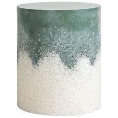 Drum, Hunter Cement and White Rock Salt by Fernando Mastrangelo