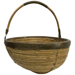 1960s Mexican Basket