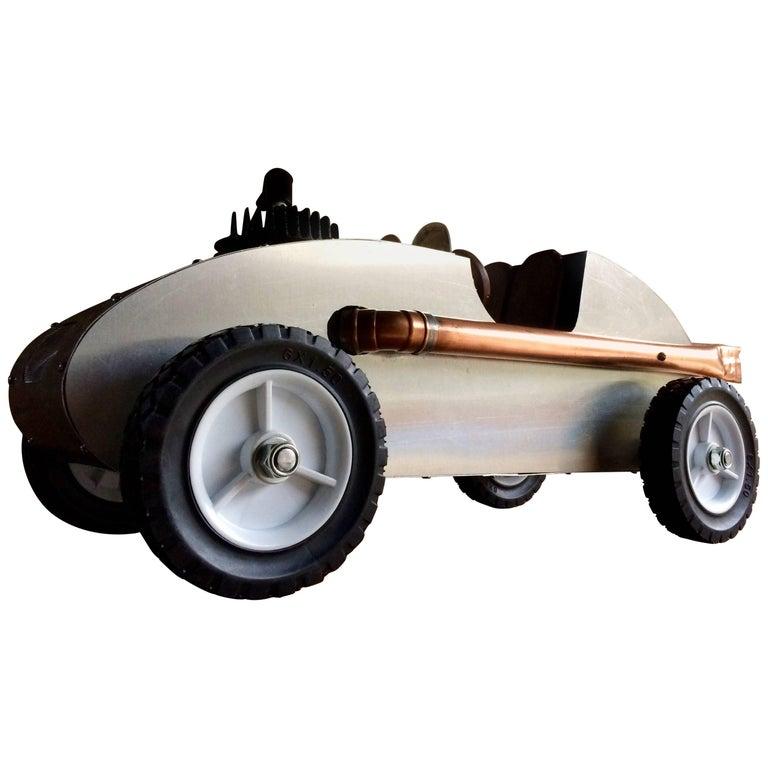 American Racing Car Shelf Art Shop Display Motor Car Model