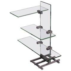 Modernist Jewelry Shelf