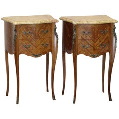 Matching Pair of Bedside Tables - PBT1