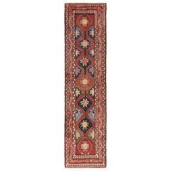 Antique Tribal Northwest Persian Runner Rug