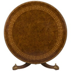 Centre Table Attributed to Holland & Sons