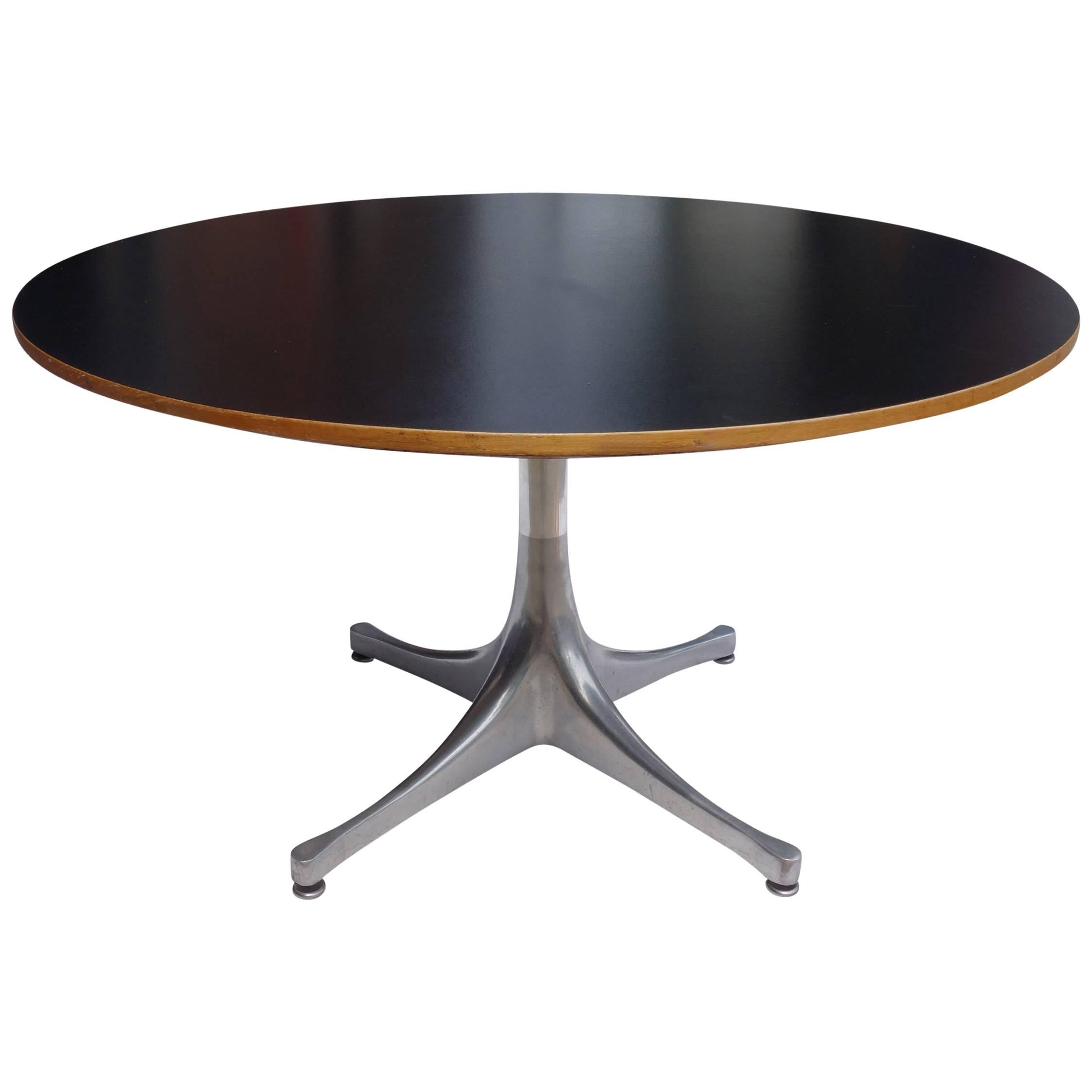 Midcentury George Nelson Swag Leg Table For Herman Miller