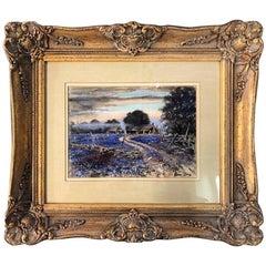 Harold Sims Painting