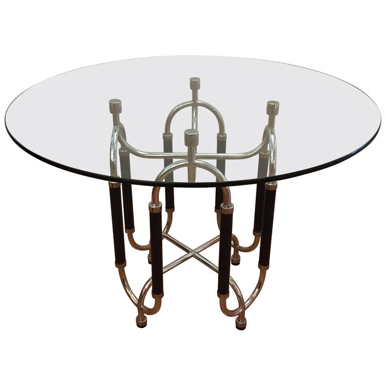 Gambetti and Isola Dining Center Table