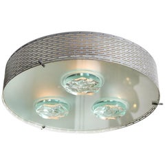 Max Ingrand Flush Mount Light