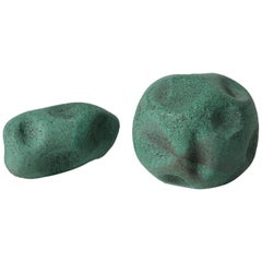 David Haskell Ceramic Rocks