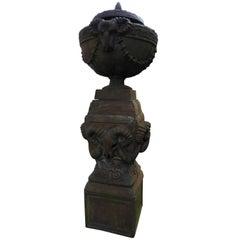 Cast Iron Garden Ornaments