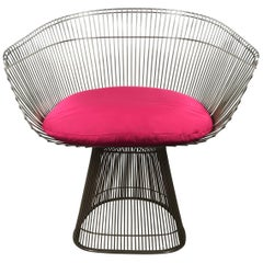 Modernist Armchair by Warren Platner for Knoll