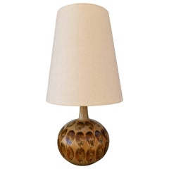 Drip Glaze Ceramic Table Lamp