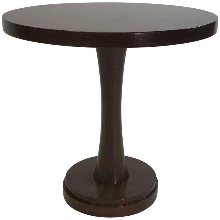 Midcentury Mahogany Pedestal Centre Table