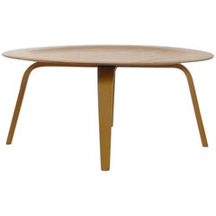 Charles and Ray Eames for Herman Miller, CTW Plywood Coffee Table, 1950s
