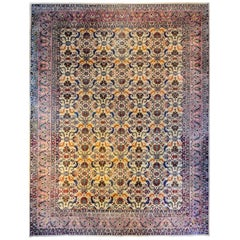Wonderful Early 20th Century Agra Rug
