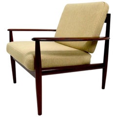 Pair of Danish Modern Chairs by Grete Jalk for France and Sons in Rosewood