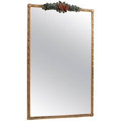 Large Rectangular Barbola Mirror