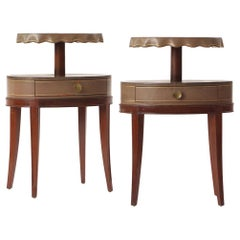 Bedside Tables by Grosfeld House