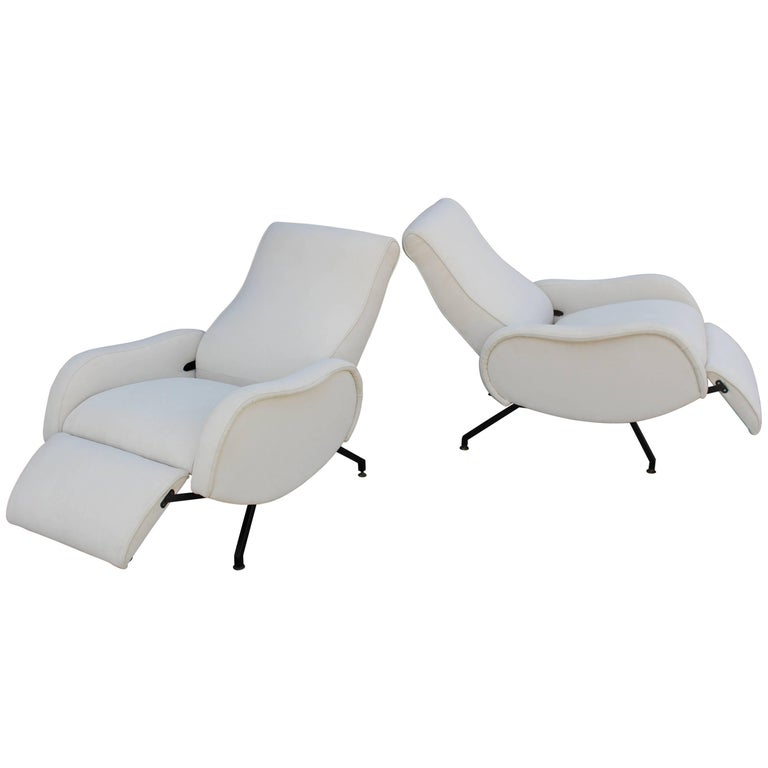 Italian Recliner Chairs For Sale