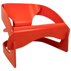 Joe Colombo 4801 for Kartell Lounge Chair