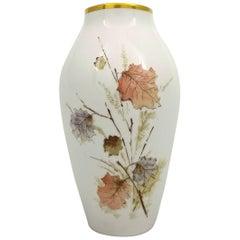 20th Century Art Deco KPM Porzellan Vase Handpainted and Gilded Wonderful Design