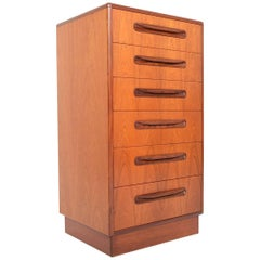 G Plan Fresco Lingerie Dresser in Teak