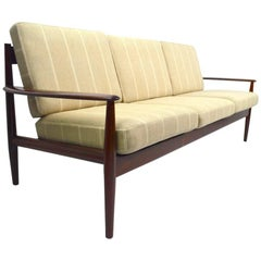Rosewood Sofa by Grete Jalk for France and Son