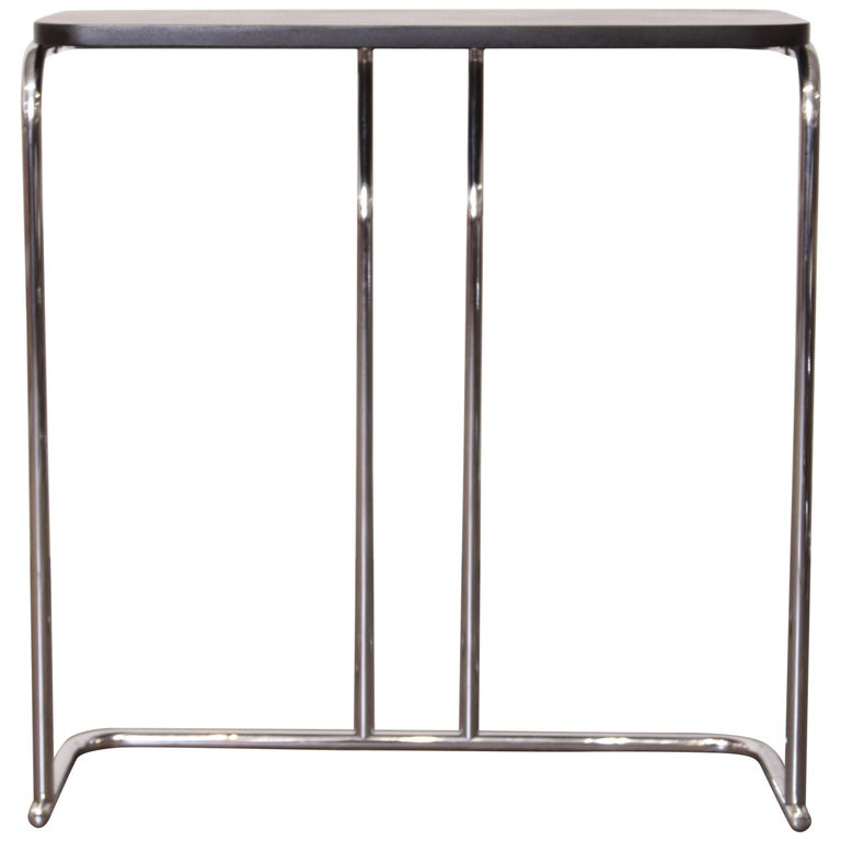 Art Deco Machine Age Wolfgang Hoffmann for Howell Rare Console Table