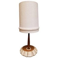 1950's Asymmetrical Table Lamp