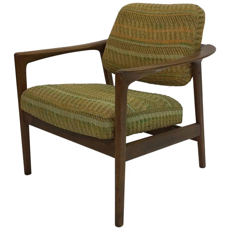 Scandinavian Modern Lounge Chair by DUX