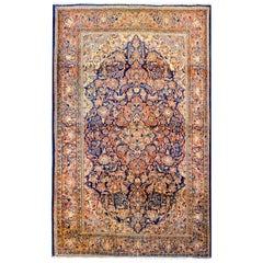 Wonderful Early 20th Century Kashan Rug