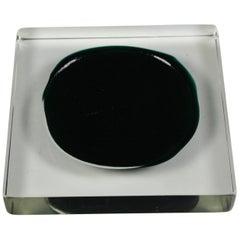 Venini Glass Tray