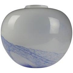 Holmegaard Glass Vase