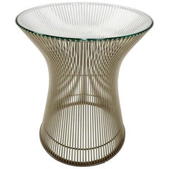 Side Table by Platner