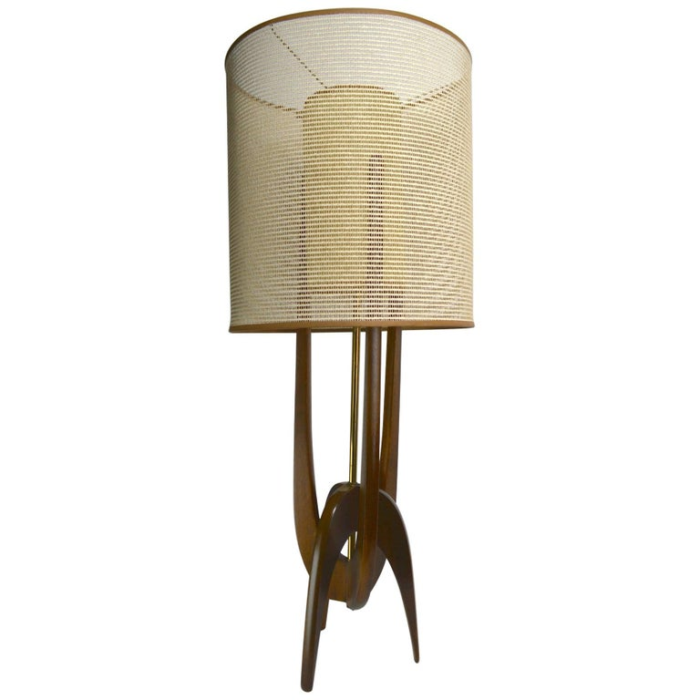 Modeline Lamp by Pearsall For Sale